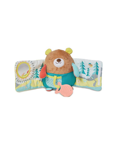 SKIP HOP CAMPING CUBS DEVELOPMENTAL TOYS ACTIVITY BEAR
