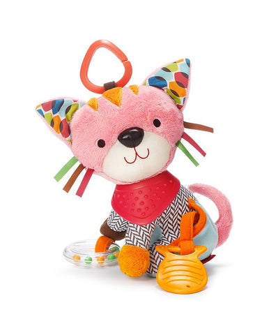 SKIP HOP BANDANA BUDDIES- KITTY
