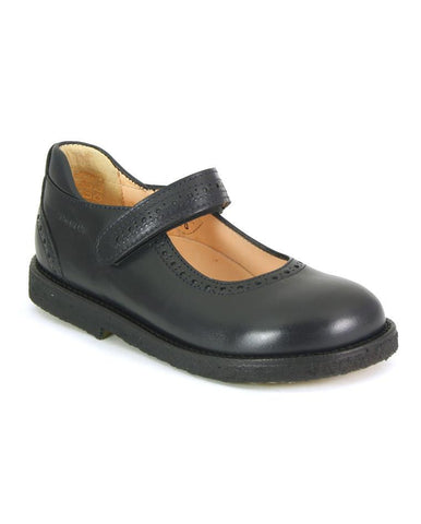 ANGULUS MARY JANE NAVY WIDE