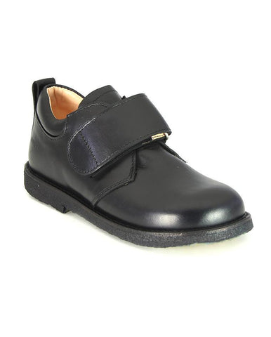 ANGULUS BOYS SINGLE STRAP BLACK NARROW