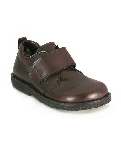 ANGULUS BOYS SINGLE STRAP BROWN