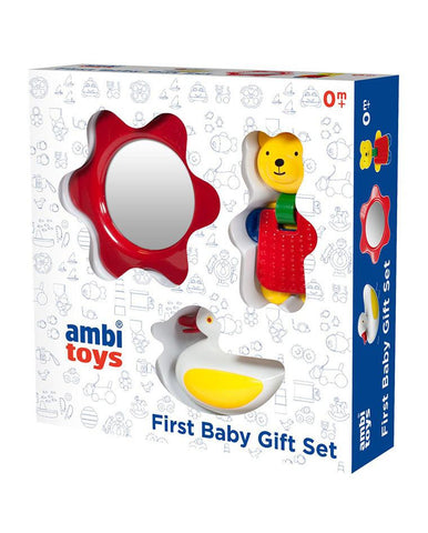 FIRST BABY GIFT SET