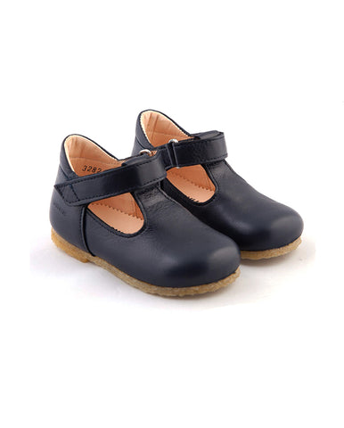 ANGULUS  DOLLY SHOES WITH  T-STRAP
