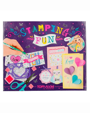 TOPModel Stamping Fun Creative Box