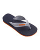 HAVAIANAS KIDS MAX ORANGE/NAVY