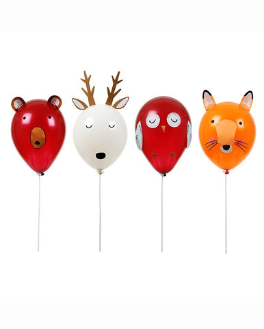 FOREST ANIMALS BALLOON KIT