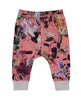 MOLO SIMONE SOFT PANTS FLOWERS OF THE WORLD