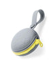 SKIP HOP GRAB & GO DUMMY HOLDERS SILICONE DUMMY HOLDER - GREY