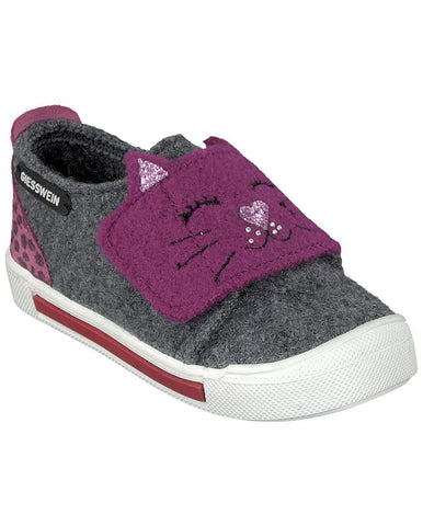 STRASSBERG KITTEN SLIPPERS