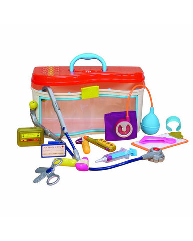 WEE MD DOCTOR'S KIT BY B. TOYS