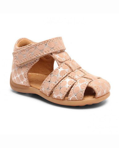 BISGAARD SANDALS ROSE DOTS-71206118