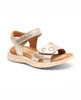 BISGAARD SANDALS GOLD