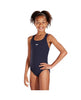 SPEEDO ESSENTIAL ENDURANCE+ MEDALIST SWIMSUIT NAVY