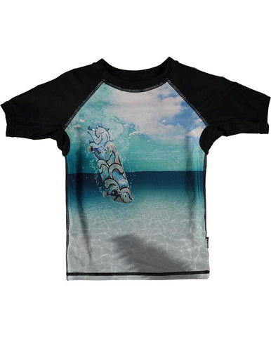 NEPTUNE T-SHIRTS & TOPS SKATEBOARD