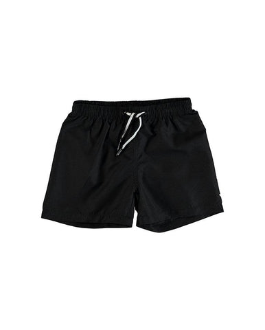 NIKO SOLID BOARDIES BLACK