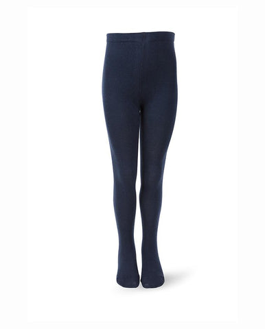 MELTON BASIC TIGHTS MARINE