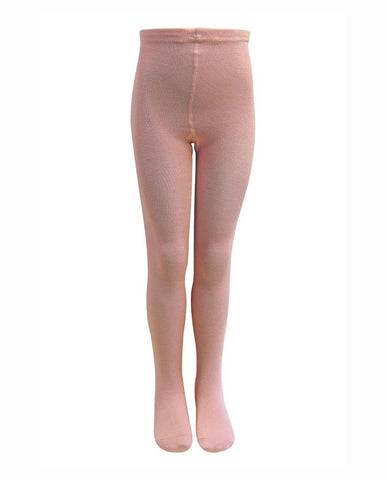 MELTON BASIC TIGHTS PINK