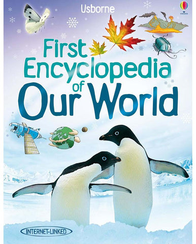 FIRST ENCYCLOPEDIA OF THE WORLD