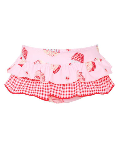 BABY GIRLS MINI CUPCAKE NAPPY PANT
