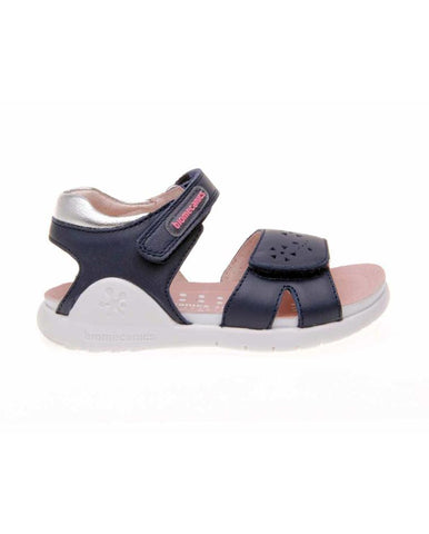 BIOMECANICS GIRL SANDALS NAVY - 202166