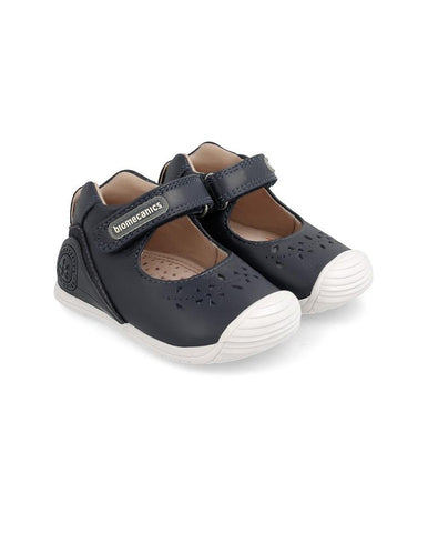 BIOMECANICS LEATHER SHOES FOR BABY GIRL ANTONELLA - 202110