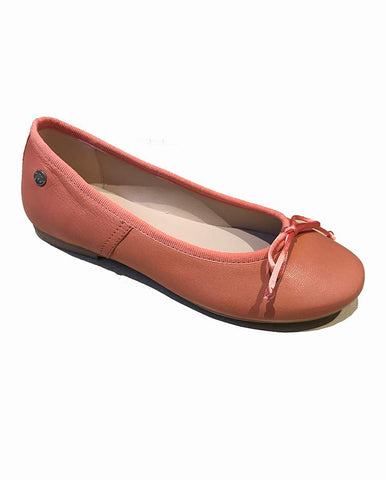 MANUELA DE JUAN PRISCILLA MAKE UP CRETA BALLERINA PUMPS