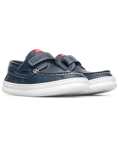 CAMPER SELLA DENIM/RUNNER BLANCOK800294-001-Blue