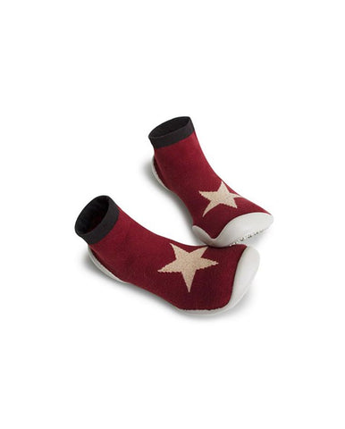 COLLEGIEN CHAUSSONS WINTER STAR