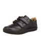 FRODDO BOYS BLACK PATENT SCHOOL SHOES