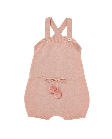 FUB BABY OVERALL BODY BLUSH4819-SS19-010