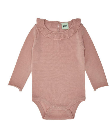 FUB BABY RUFFLE BODY BLUSH