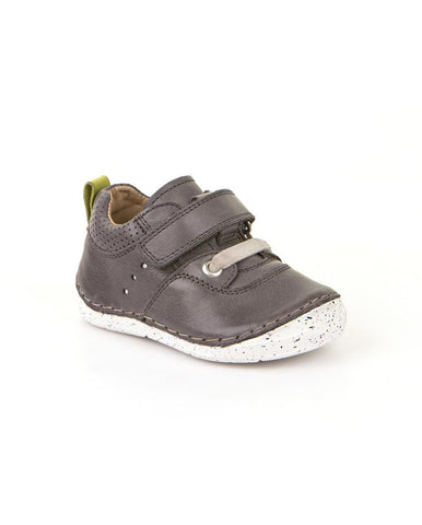FRODDO BOY'S DOUBLE VELCRO GREY