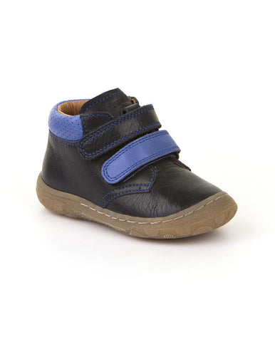 Froddo Boy's Double Velcro Blue