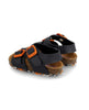 GARVALIN BOY SANDAL NAVY - 202475