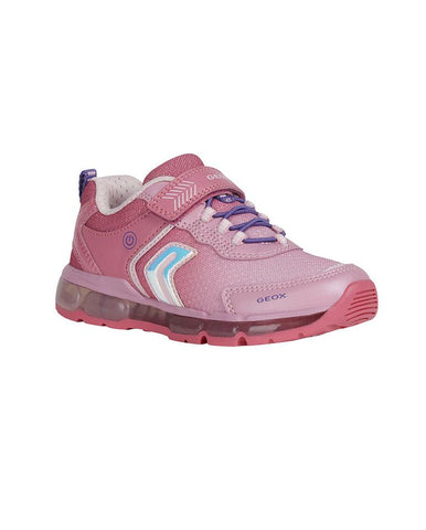 GEOX J ANDROID GIRL JUNIOR SNEAKERS-J0245A014AJC8002