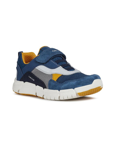 GEOX J FLEXYPER BOY JUNIOR SNEAKERS-J029BD01422C4B2G