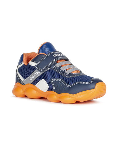 GEOX J MUNFREY BOY JUNIOR SNEAKERS-J024BA014BUC0820