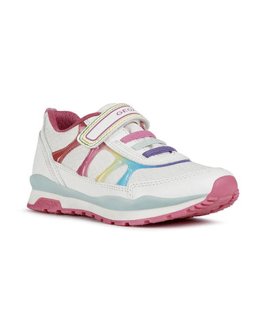 GEOX J PAVEL GIRL JUNIOR SNEAKERS-J028CA054ASC0653