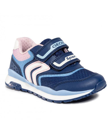 GEOX J PAVEL GIRL JUNIOR SNEAKERS-J928CA01454C0700