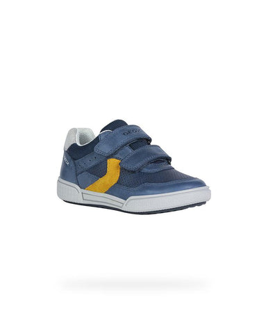 GEOX J POSEIDO BOY JUNIOR SNEAKERS-J02BCA0CLMEC4229