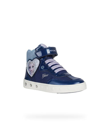 GEOX J SKYLIN GIRL JUNIOR SNEAKERS-J028WD011AJC4215