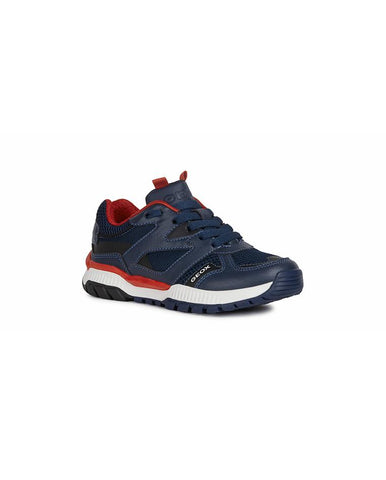 GEOX J TUONO BOY JUNIOR SNEAKERS-J02AXC014BUC0735