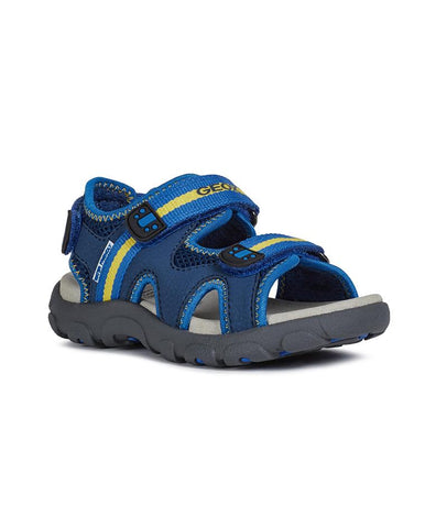 GEOX JR SANDAL STRADA JUNIOR SANDALS-J0224B0CE14C0072