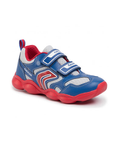 GEOX J MUNFREY BOY JUNIOR SNEAKERS