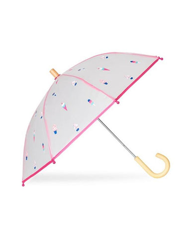 HATLEY COOL TREATS CLEAR UMBRELLA