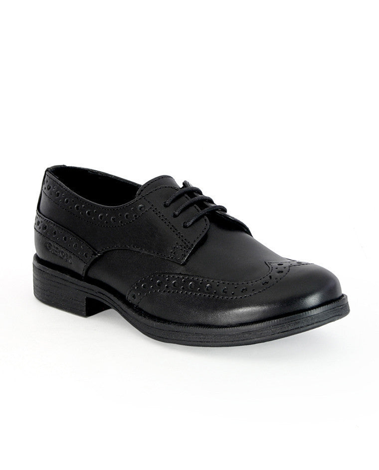 GEOX SCHOOL J AGATA BLACK