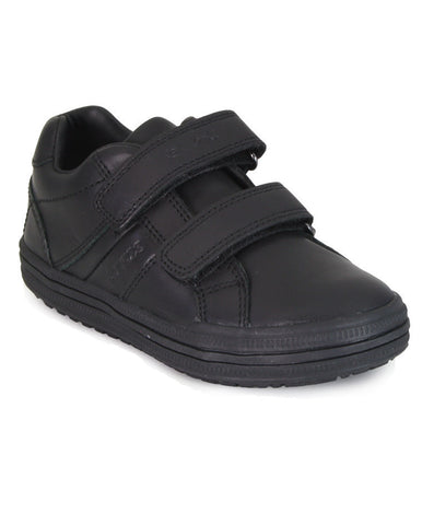 GEOX SCHOOL J ELVIS BLACK