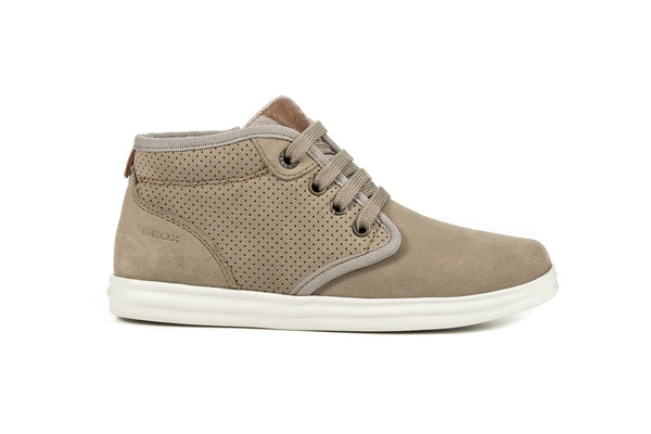 GEOX J ANTHOR BOY BEIGE/BROWN
