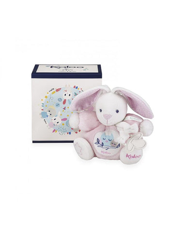 CHUBBY RABBIT PINK - SMALL
