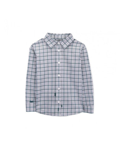 KNOT ENNIS BOYS SHIRT